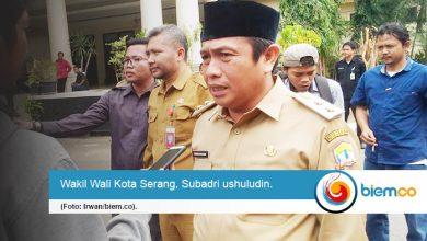 Wakil Wali Kota Serang: Pelayanan di Kelurahan Harus Lebih Baik