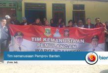 Tim Kemanusiaan Pemprov Data Warga Banten di Papua Untuk Dipulangkan