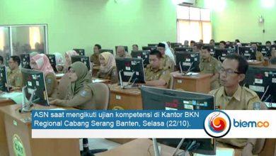 Photo of 225 ASN di Kabupaten Serang Ikut Ujian Pemetaan Kompetensi