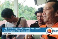 Kota Serang Akan Miliki Shalter Tsunami