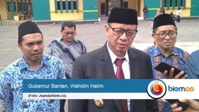 Gubernur Banten Dukung Pembangunan Fakultas Sains di UIN SMH Banten
