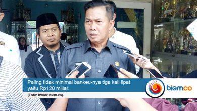 Sebagai Ibu Kota Banten Pemkot Serang Minta Bankeu Ditambah 3 Kali Lipat