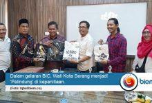 Photo of Wali Kota Serang Dukung Gelaran Banten Indie Clothing