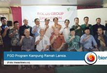 DD Banten Luncurkan Program Kampung Ramah Lansia