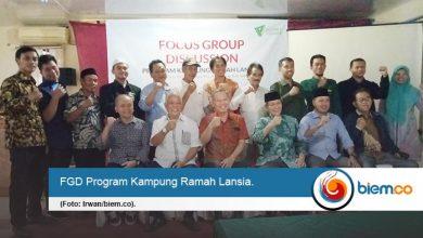 Photo of DD Banten Luncurkan Program Kampung Ramah Lansia