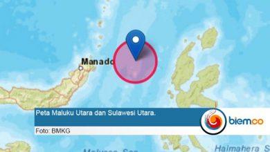 Photo of 7,4 M Gempa Guncang Maluku Utara dan Sulawesi Utara Berpotensi Tsunami