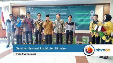 Photo of Himatsu Unsera Gelar Seminar Nasional Amdal