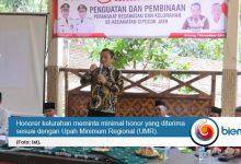Photo of Honorer Kelurahan di Kota Serang Tuntut Kesejahteraan