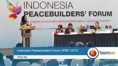 Photo of 300 orang dari Asia Pasifik Ikut Peacebuilder Forum