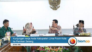 Pemkab Lima Puluh Kota Sumatera Barat Tiru Program Keagamaan Pemkab Serang