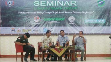 Tingkatkan Kesadaran Terhadap Lingkungan, Palapa La Tansa Mashiro Gelar Seminar