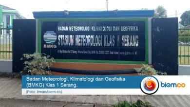 Photo of BMKG: Badai Phanfone Tak Akan Hampiri Banten