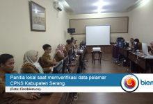 Photo of Pendaftar CPNS Kabupaten Serang Capai Belasan Ribu