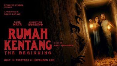 Photo of 'Rumah Kentang: The Beginning', Film Horor Terbaru Luna Maya