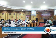 Ratusan Tenaga Kesehatan di Banten Ikuti Seminar Penanggulangan AIDS