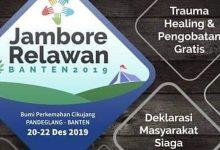 Photo of Ayo Ikuti Jambore Relawan Banten 2019