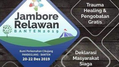 Jambore Relawan Banten