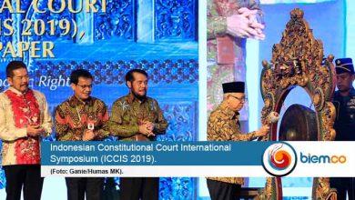 Photo of Buka ICCIS 2019, Ma'ruf Amin: MKRI Telah Dapat Kepercayaan Komunitas Internasional
