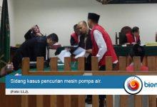Photo of Gara-gara Mesin Pompa Air, Hadi Divonis Hakim PN Serang 9 Bulan Penjara