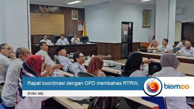 RTRW Kota Serang Tetap Pertahankan LP2B
