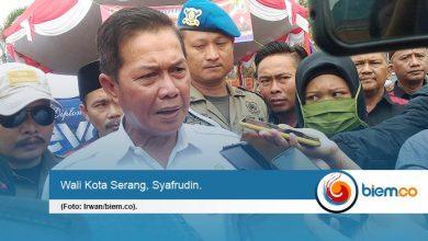 Wali Kota Serang Tampik Pemkot Tidak Akomodir Pengusaha Lokal