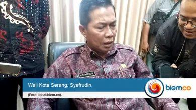 Wali Kota Serang