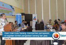 67 Kelurahan di Kota Serang Belum Paham Teknis PBJ