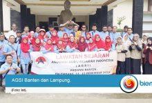 Photo of Perdalam Sejarah, AGSI Banten dan Lampung Berkunjung ke Kesultanan Palembang Darussalam