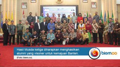 Photo of MUSDA III DPD HA IPB Banten: Harapkan Lahir Alumni yang Berwawasan Milenial