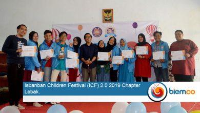 Photo of Isbanban Chapter Lebak Gelar ICF 2019