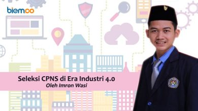 Photo of Imron Wasi: Seleksi CPNS di Era Industri 4.0