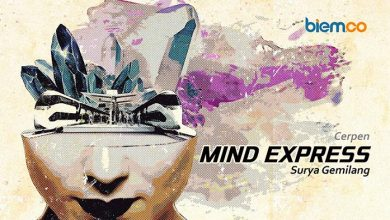 Photo of Cerpen Surya Gemilang: Mind Express