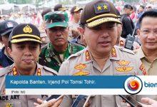 Ribuan Personil Gabungan, Akan Amankan Natal dan Tahun Baru di Banten
