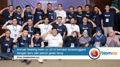 Photo of Keseruan Annual Meeting biem.co 2019