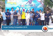 Photo of Pertama Kali Digelar, Anyer Surfing Competition Sukses Hadirkan Atlet Luar Negeri