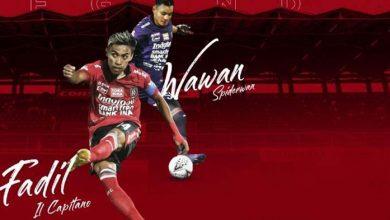 Photo of Tatap Lima Kompetisi Berbeda, Bali United Kembali Pertahankan Dua Pemain Andalannya