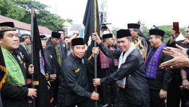 Festival Bandrong, Tampilkan Kolosal 1.000 Pendekar