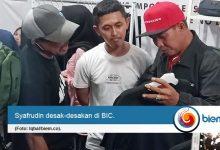 Wali Kota Serang Rela Berdesak-desakan Kunjungi BIC