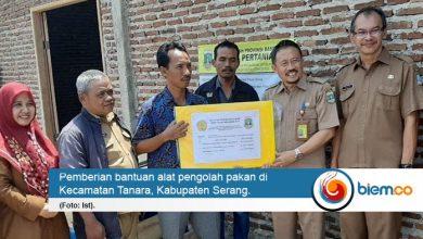 Photo of Suplai Bantuan, Distan Banten Dorong Produksi Itik Petelur