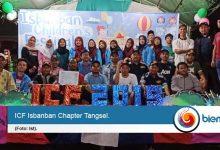Photo of Adik Binaan Tangsel Galang Donasi di ICF 2019