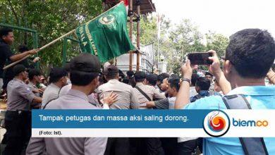 Photo of Unjuk Rasa di Hari Jadi Kabupaten Lebak Berujung Ricuh