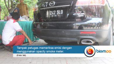Photo of Pastikan Kendaraan Tidak Menyumbang Gas Berbahaya, DLH Kota Serang Lakukan Uji Emisi