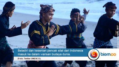 Photo of Keren! Pencak Silat Diakui Sebagai Warisan Budaya UNESCO
