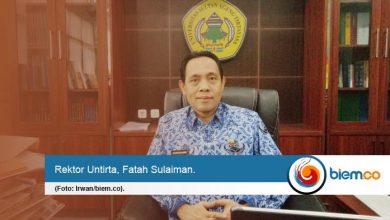 Photo of Rektor Untirta Resmi Liburkan Aktivitas Kampus