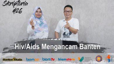 Photo of Skriptoria: HIV/AIDS Mengancam Banten