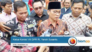 Photo of Ketua Komisi VIII DPR RI Sebut PKH Jangan Jatuh ke Orang yang Tak Berhak