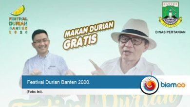 Photo of 1.000 Durian Gratis Siap Disantap di Festival Durian Banten