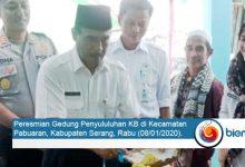 Photo of Kapolsek Pabuaran Hadiri Peresmian Balai Penyuluhan KB