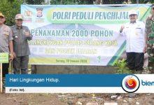 Photo of Polres Serang Kota Tanam 2000 Pohon