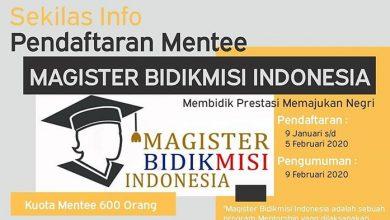 Magister Bidikmisi Indonesia